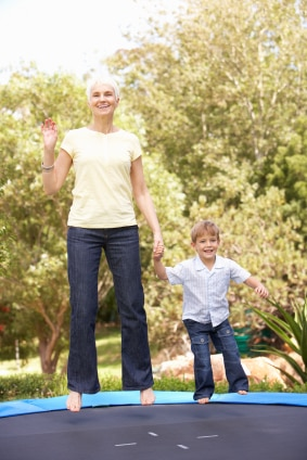 Rebounding: Good for the Lymph System