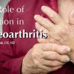 The Role of Infection in Osteoarthritis and the Beneficial Effects of Coconut Oil