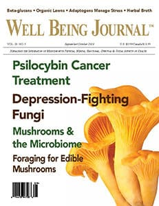 Well Being Journal September October 2019